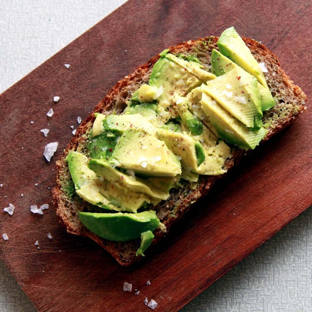 boterham avocado