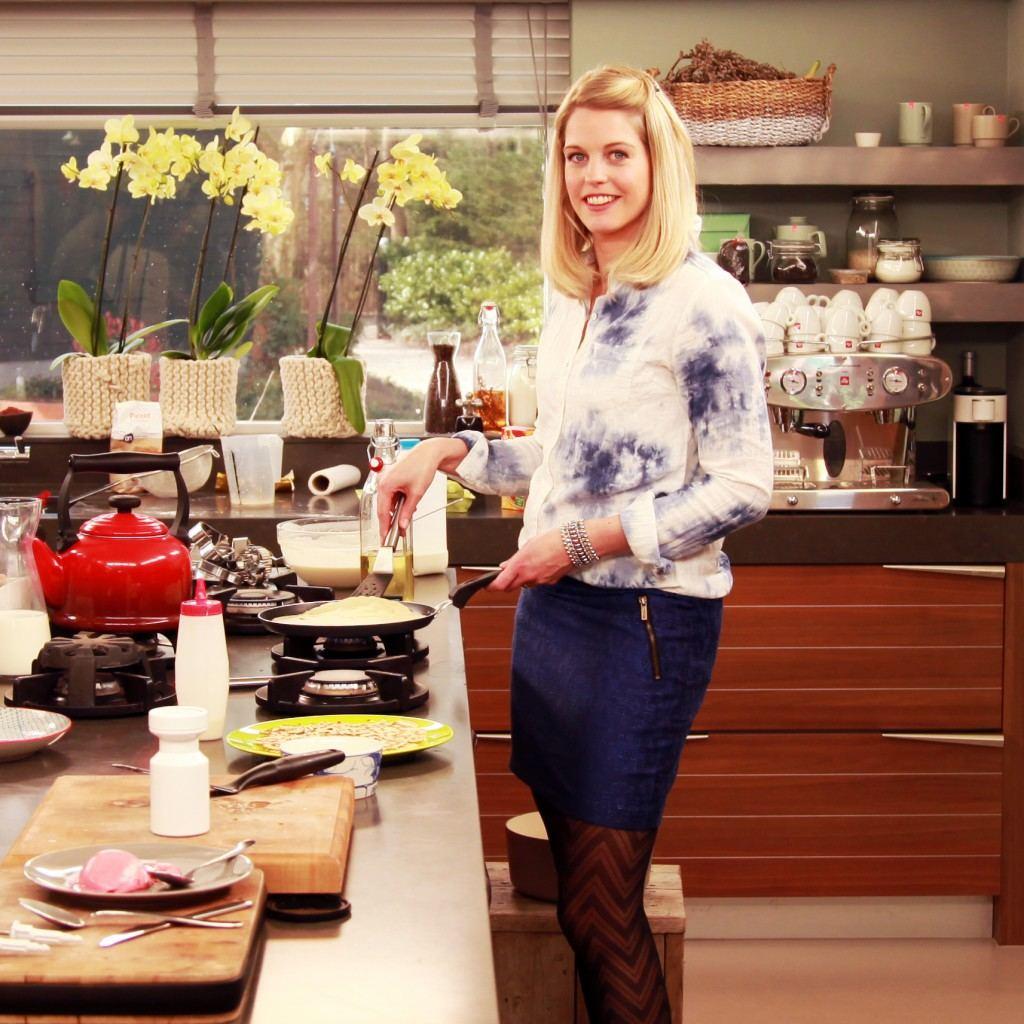 Koffietijd bakexpert Koopmans pannenkoek