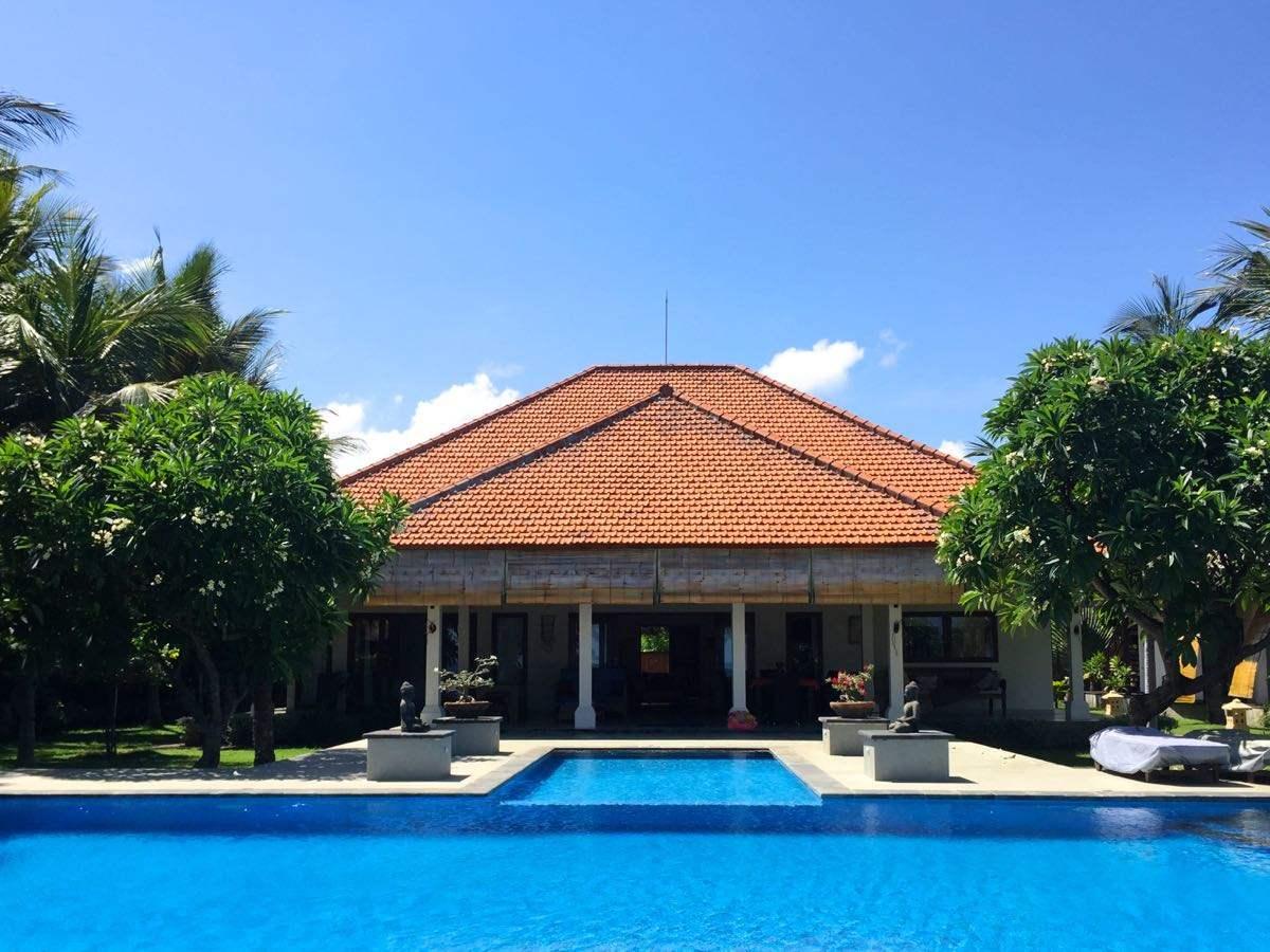 Villa op Bali