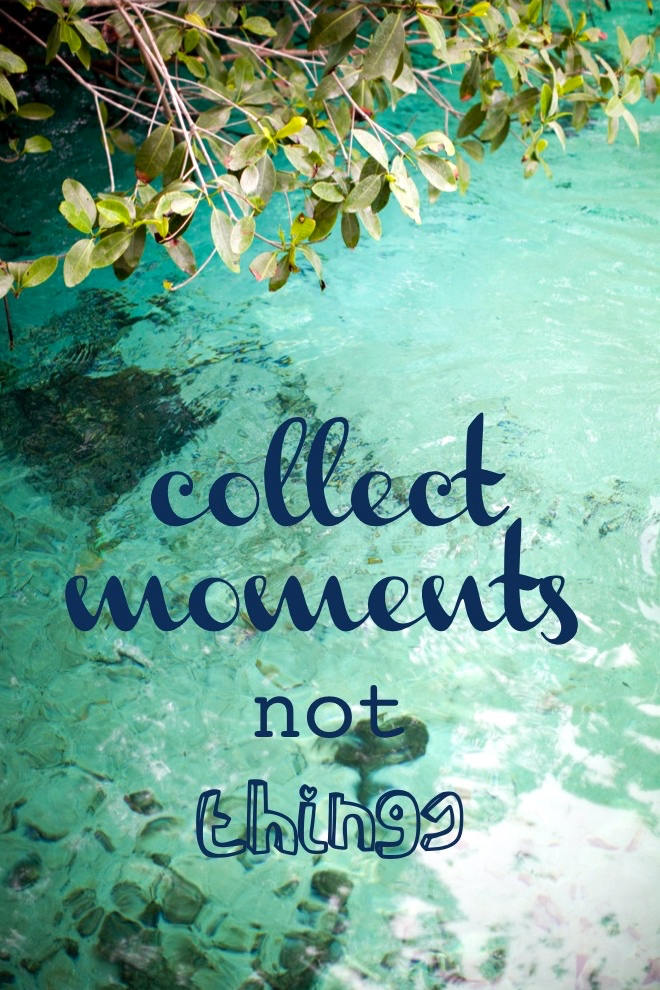 collect momen