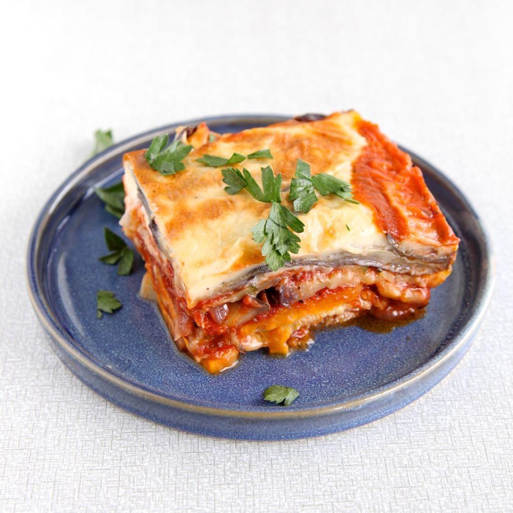 vegetarische griekse gerechten
