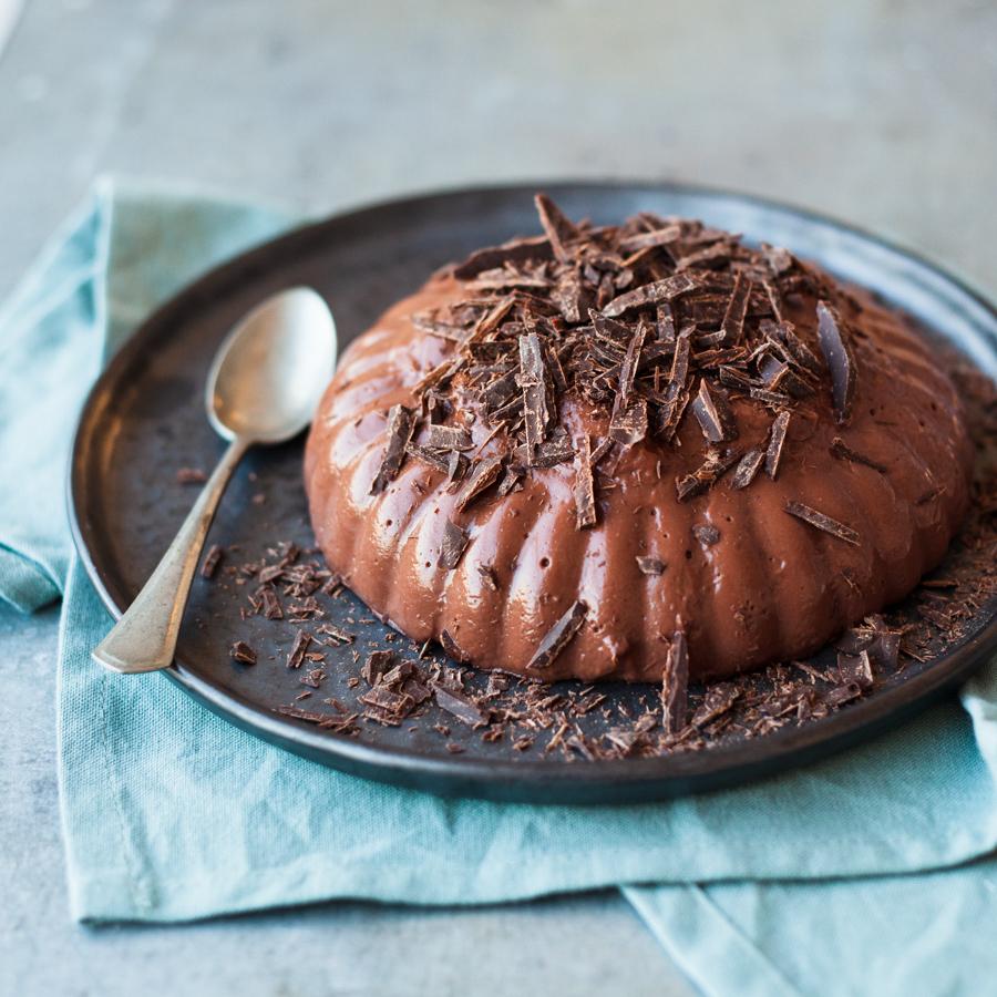 Zelf chocoladepudding maken met maïzena